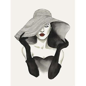 In Vogue I Poster Print by Grace Popp (13 x 19)