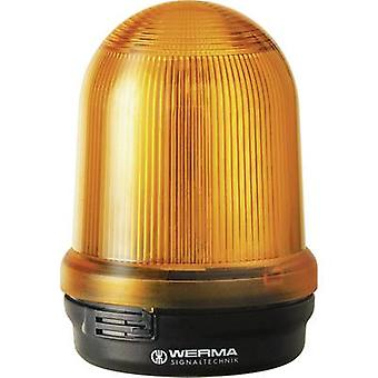 Light Werma Signaltechnik 829.390.68 Yellow