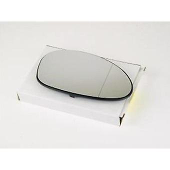 Right Mirror Glass (heated) & Holder for Bmw 1 2003-2010