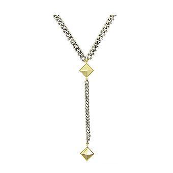 Ettika - necklace chain and diamond steel