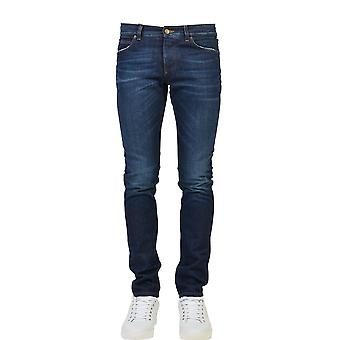 Dolce E Gabbana men G6OLLDG8S90S9001 Blau cotton of jeans
