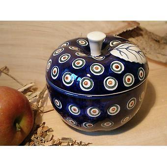 Bagt æble, Ø 12 cm, ↑12 cm, tradition 10, BSN 4879