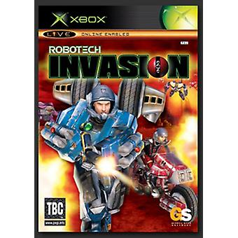 Robotech Invasion (Xbox) - Factory Sealed