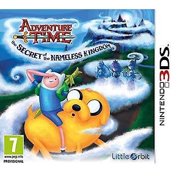 Adventure Time The Secret of the Nameless Kingdom (Nintendo 3DS)