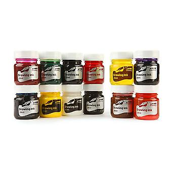 Brian Clegg Drawing Ink Individual Colours 28ml - Silver (Metallic)