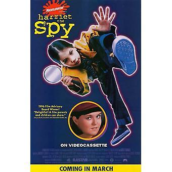 Harriet the Spy Movie Poster (11 x 17)