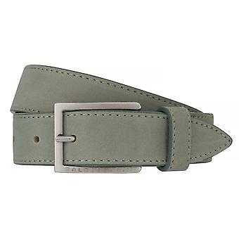 Cinturones de BALDESSARINI correa de cuero cinturones de los hombres de piel oliva 6513