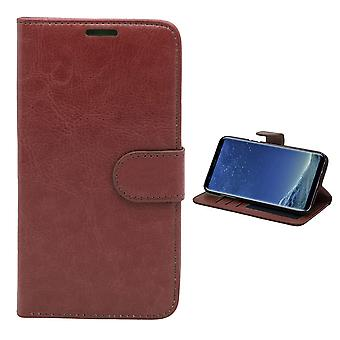 Leather Case/Wallet-Samsung Galaxy S8