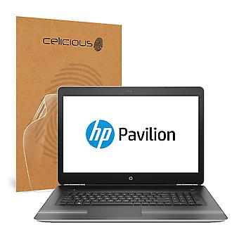 Celicious Impact Anti-Shock Shatterproof Screen Protector Film Compatible with HP Pavilion 17 AB003NA