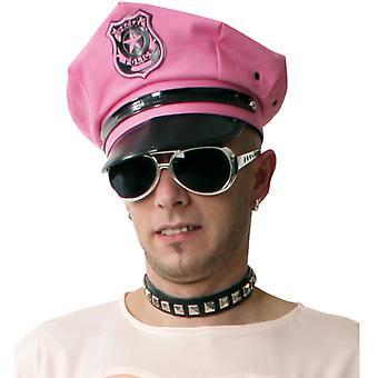 Polizei-Mütze Schirmmütze Police