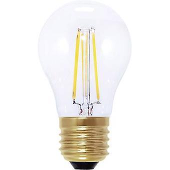 Segula LED EEC A+ (A++ - E) E27 Arbitrary 3.5 W = 20 W Warm white (Ø x L) 47 mm x 88 mm Filament, dimmable 1 pc(s)