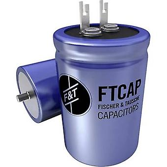 FTCAP LFB22210035050 Electrolytic capacitor Radial lead 2200 µF 100V 20 % (Ø x H) 35 mm x 50 mm, 1 PC (s)