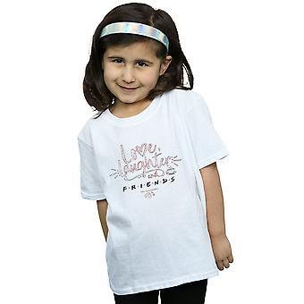 Friends Girls Love Laughter T-Shirt