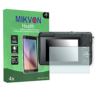 Canon EOS M10 Screen Protector - Mikvon Health (Retail Package with accessories)