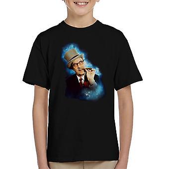 TV Times Groucho Marx 1967 Kid's T-Shirt