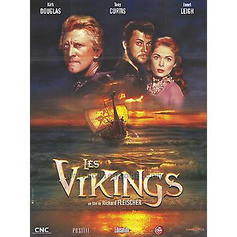 L'affiche de film de Vikings (11 x 17)