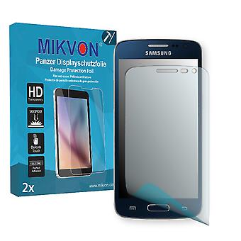 Samsung SM-G3815 Screen Protector - Mikvon Armor Screen Protector (Retail Package with accessories)