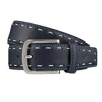 Cintos de DANIEL HECHTER cintos masculino couro cinto azul 4150
