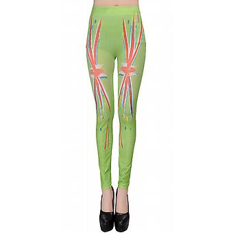 Waooh - mode - Leggings fancy Engels vlag