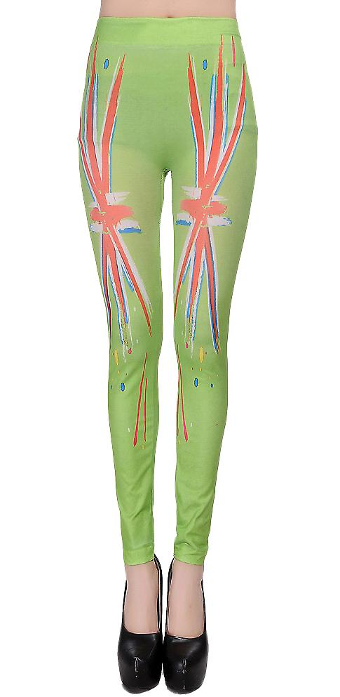 Waooh - Fashion - Leggings British flag fantasy