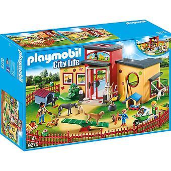 Playmobil 9275 huisdier Hotel Tiny Paws huisdier Hotel