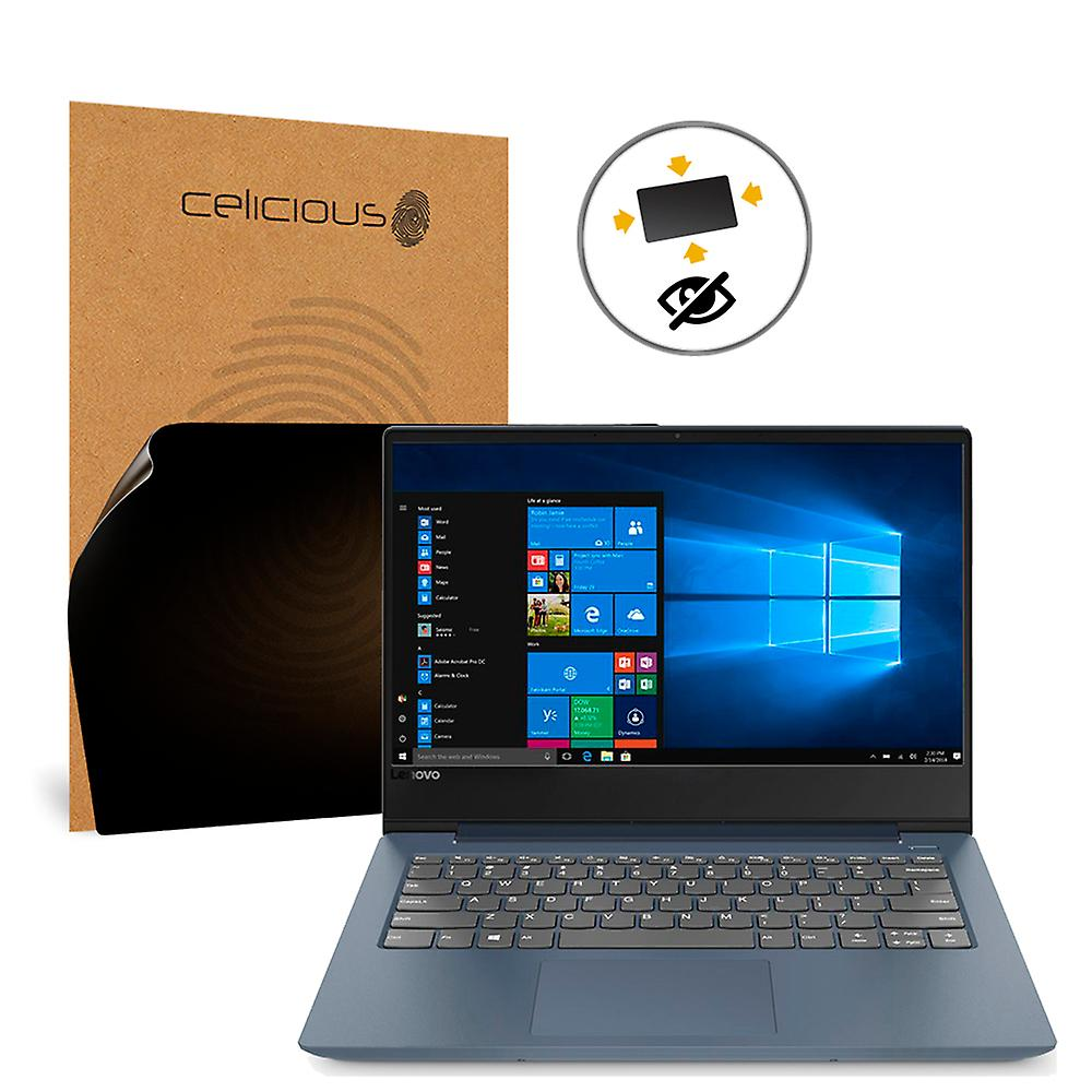 Celicious Privacy Plus 4-Way Anti-Spy Filter Screen Prougeector Film Compatible with Lenovo Ideapad 330s 14