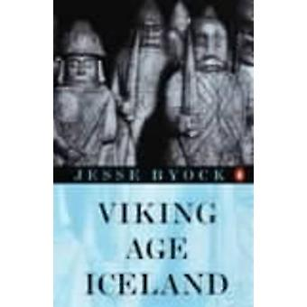 Viking Age Iceland by Jesse L. Byock - 9780140291155 Book