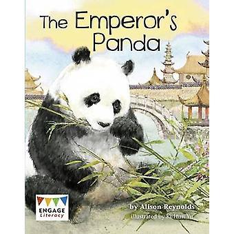 Panda do imperador por Alison Reynolds - Ki-Hun Yu - 9781474718226 Bo