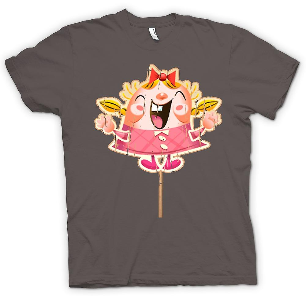 Mens t-shirt - Tiffi - Candy Crush del giocatore