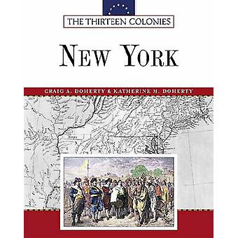 New York by Craig A Doherty - Katherine M Doherty - 9780816054107 Book
