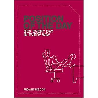 Stellung des Tages - Sex jeden Tag in jeder Hinsicht von Emma Taylor - Nerv