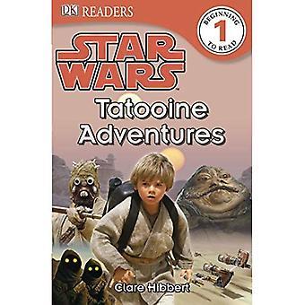 Star Wars: Tatooine Adventures (DK Reader - Level 1