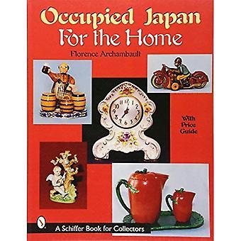 OKUPOWANEJ Japonii dla domu (Schiffer książki dla kolekcjonerów)