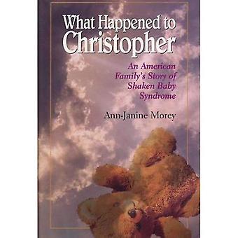 Qué pasó con Christopher: historia de una familia americana de síndrome del bebé sacudido