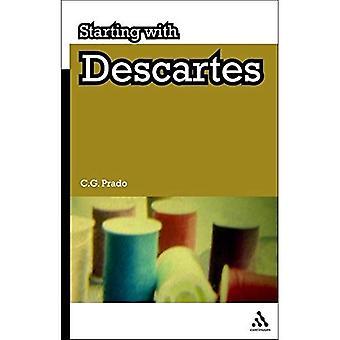 À partir de Descartes (en commençant par...)
