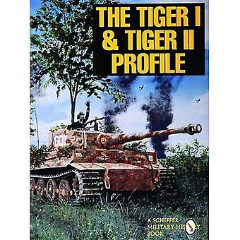 The Tiger I & Tiger II Profile (Schiffer Military History Book)