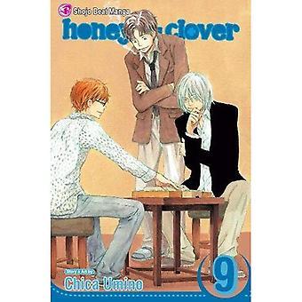 Honey and Clover Volume 9 (Honey & Clover)