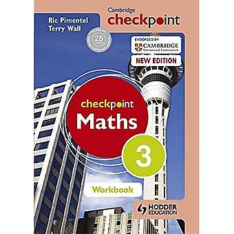 Matemáticas de Cambridge Checkpoint: Libro BK. 3