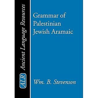 Grammar of Palestinian Jewish Aramaic