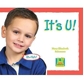 It's U! (Super Sandcastle: It's the Alphabet!)