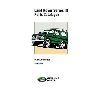 Land Rover Series 3 Parts Catalogue