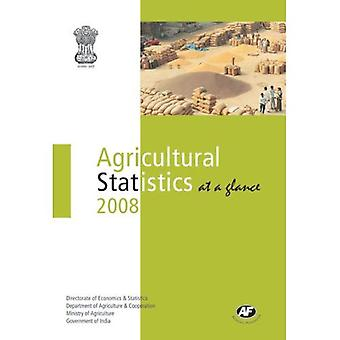 Agricultural Statistics at a Glance 2008
