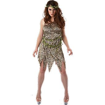 Orion costumes Womens Leopard Print jungle Jane cave femme Déguisements costume
