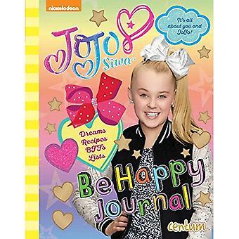 JoJo Be Happy Journal