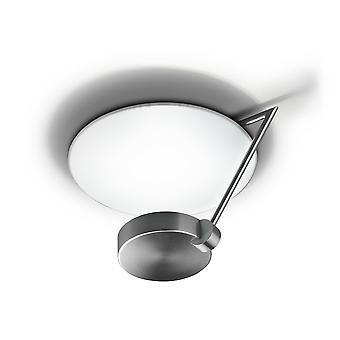 Ibis Satin Nickel Medium Two Tiered Ceiling Light - Grok Ibis C / C/37-81