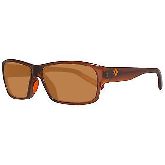 Converse solglasögon Post brun