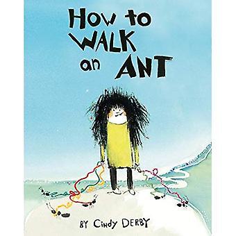 Hur man går en myra