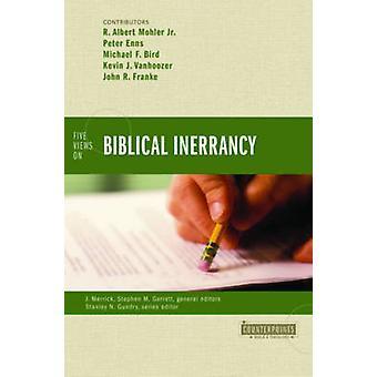 خمسة آراء الكتاب المقدس سيلتقون مولر & ألبرت R. آند الابن.