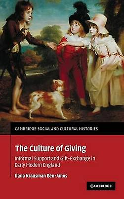 The Culture of Giving by BenAmos & Ilana Kraushomme