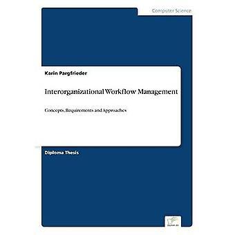 Pargfrieder ・ カリンによる組織間のワークフロー管理